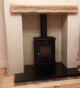 5 kW Stove and Chamber