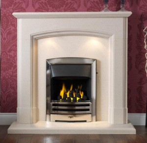 Broughton Marble Fireplace