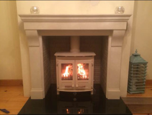 Cabra Marble Fireplace